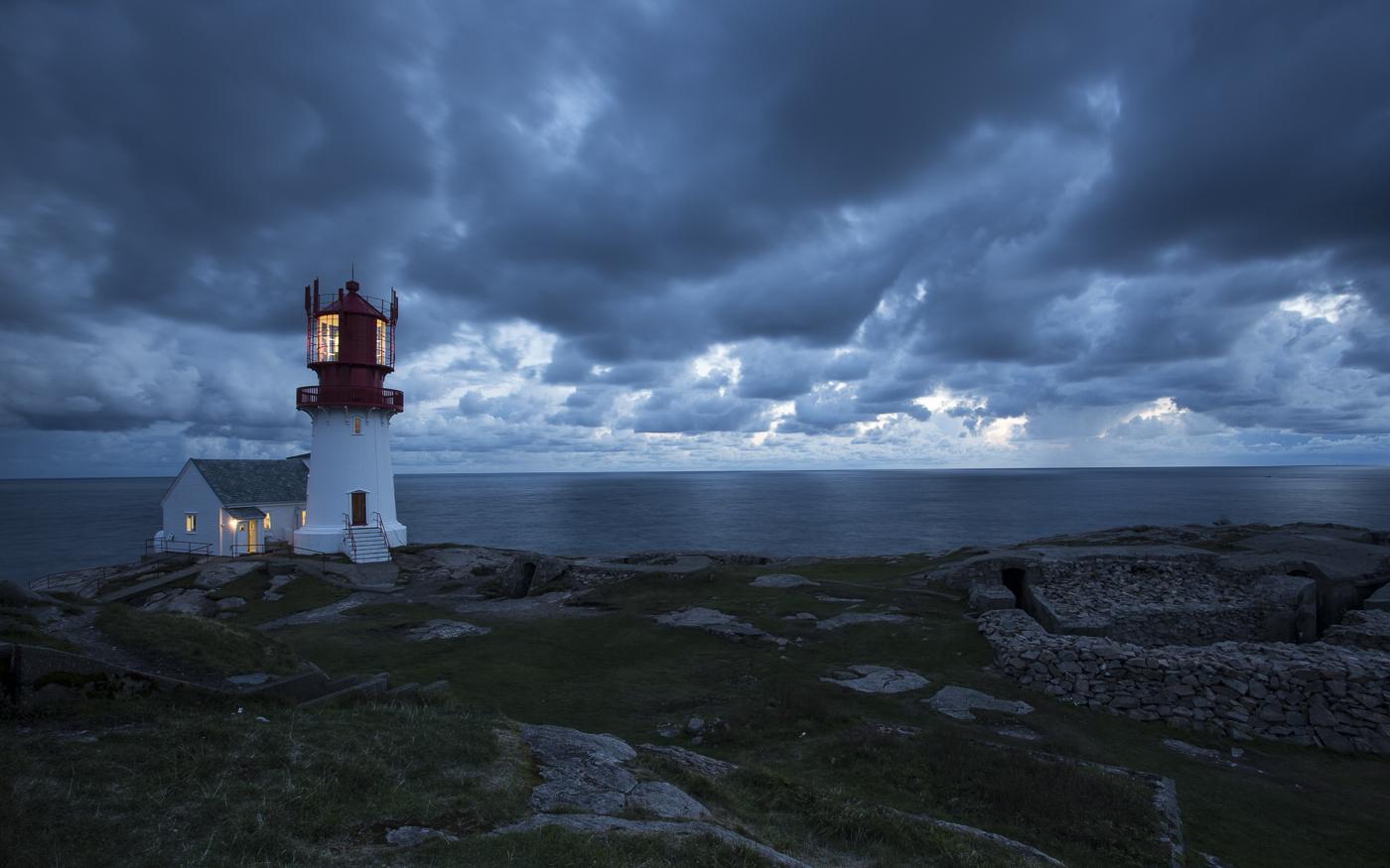 Landschaftsfotografie-Lighthouse-Weite