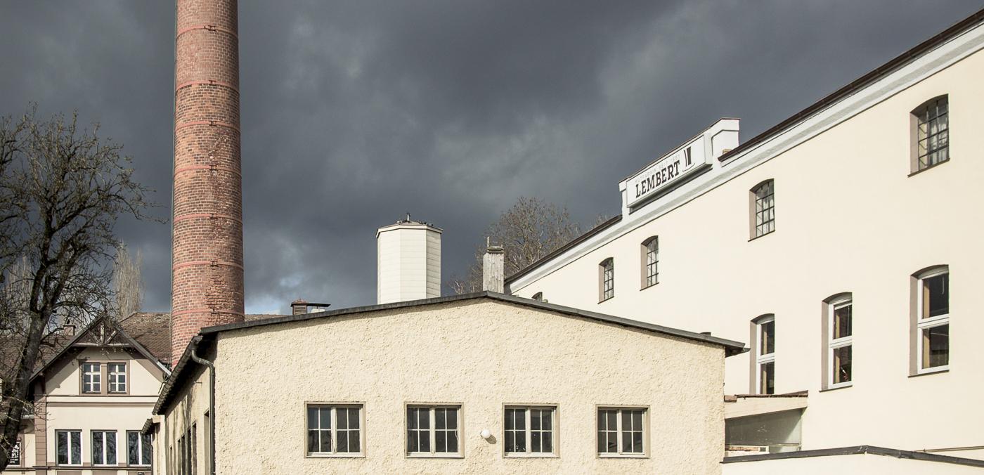 Lighthouse Atelier von Stefan Mayr in der Hutfabrik Lembert in Augsburg