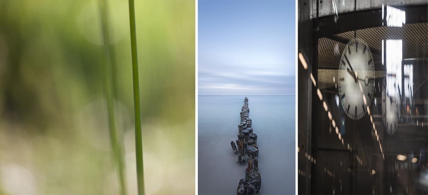 Open Atelier, Ostsee Buhnen, Stefan Mayr, Lighthouse, Fotografie