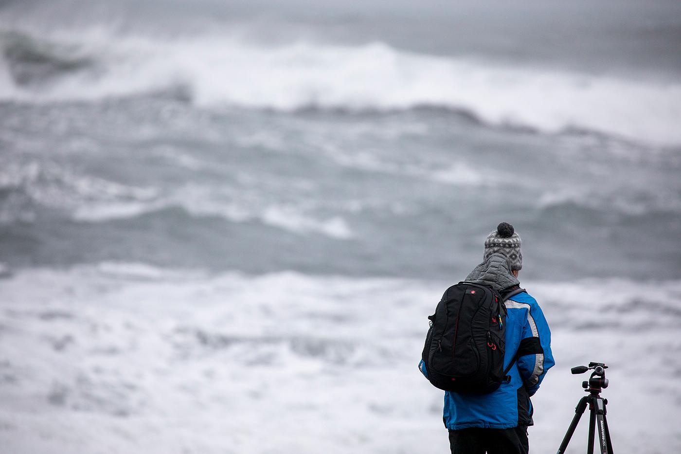 Das leben kommt in Wellen